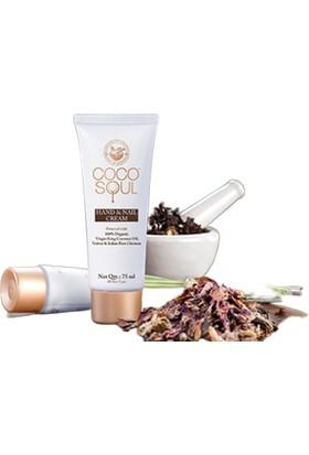 Coco Soul Hand & Nail Cream - El & Tırnak Kremi - 75 ml