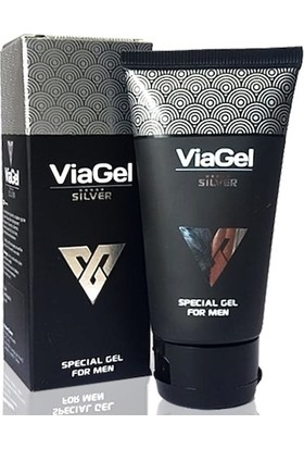 Lovetoy Viagel Silver Erkeklere Özel Penis Kremi 50 ml
