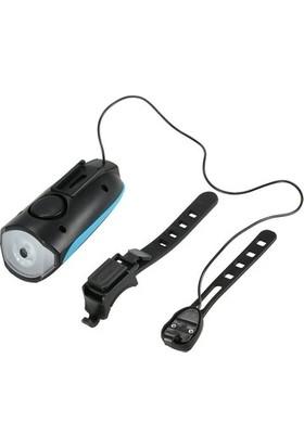 Pozitif Bisiklet Arka Far 7588 USB 120 Db Lityum Pil ile Şarj Edilebilir USB 3 Işık Modu