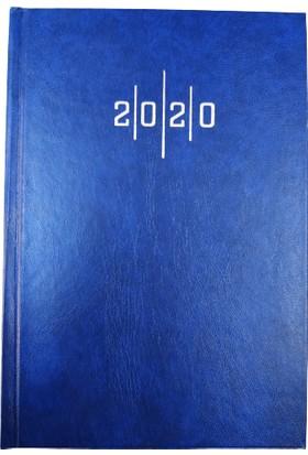 Lizy 2020 Ajanda Günlük Çizgili