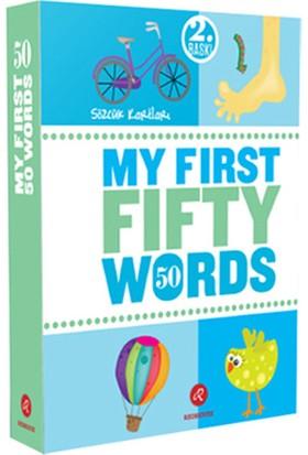 My First Fifty 50 Words-Flashcards - Serap Bezmez
