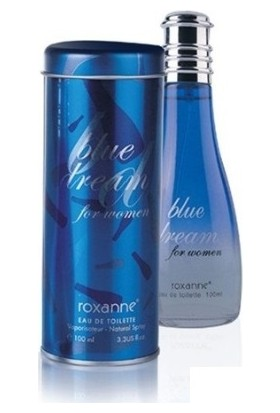 Roxanne Blue Dream Edt Kadın Parfümü W13 100 ml