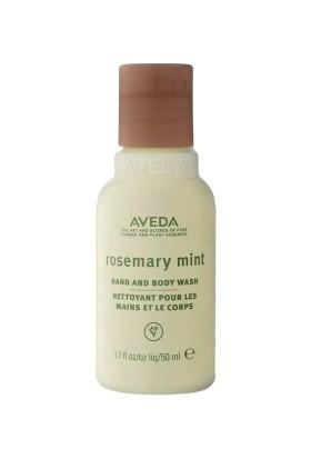Aveda Rosemary Mint Hand And Body Wash El ve Vücut Duş Jeli 50 ml