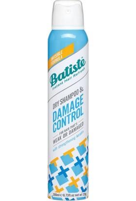 Batiste Yıpranma Karşıtı Kuru Şampuan- Hair Benefits Damage Control Dry Shampoo 200 ml