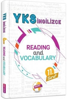 Smart English YKS Ingilizce - 11. Sınıf Reading And Vocabulary