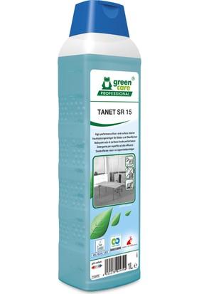 Green Care Tanet Sr 15 Ekolojik Alkol Bazlı Yüzey ve Zemin Temizlik Ürünü - 1 Lt