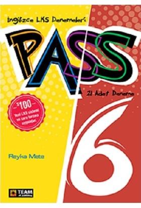 Team Elt Publishing Pass 6 Ingilizce 21 Adet Deneme
