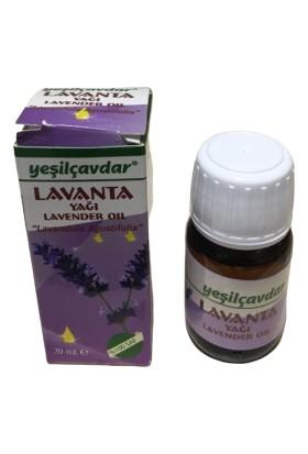 Yeşilçavdar Lavanta Yağı 20 ml