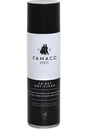 Famaco Paris Fa Det Yüksek Etkili Deri Süet Nubuk Ayakkabı Leke Çıkarıcı Kuru Temizleme Spreyi 250 ml