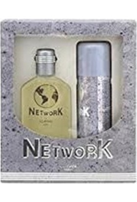 Network Men 100ml Edt Set