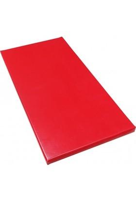 Koca Mobilya Jimnastik Spor Minderi Kırmızı (90X190X10)