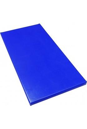 Koca Mobilya Jimnastik Spor Minderi Mavi (90X190X7)