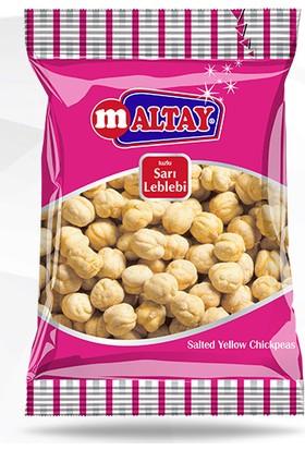 Maltay - Sarı Leblebi - Tuzlu 90 gr 5 Adetli Kutusu