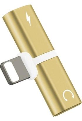 Ssmobil Mini Apple iPhone Lightning Kulaklık + Şarj Adaptöru SS27364