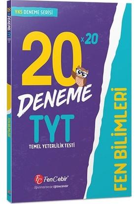 Fencebir Tyt Fen Bilimleri 20X20 Deneme