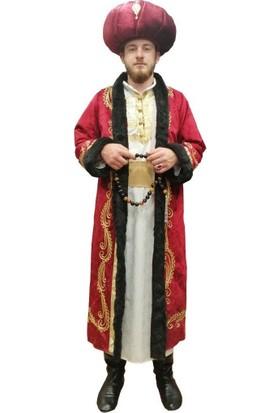 Dilek Kostüm Padişah Kostümü Sultan Kıyafeti