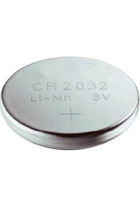 Gema Plus CR2032 Tekli 3V Pil (Bios Pili)