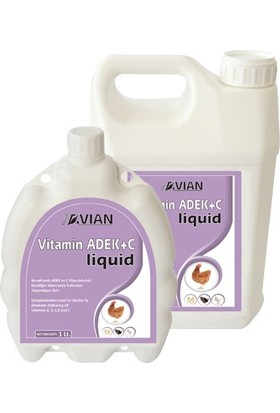 Royal İlaç Vitamin Adek+C Liquid 1 lt