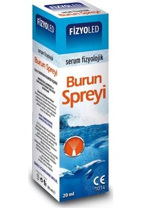Ledapharma Fizyoled Serum Fizyolojik Sprey 20 ml
