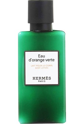 Hermes D'orange Verte Vücut Losyonu 40 ml