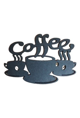 Oteberry Coffee Mutfak Duvar Dekoru