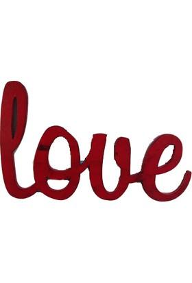 Oteberry Love Duvar Yazısı-Duvar Dekoru