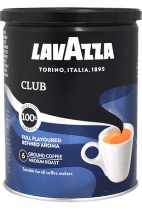 Lavazza Club Filtre Kahve 250 gr Teneke Kutu