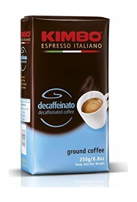 Kimbo Decaffeinato Filtre Kahve (250 Gr)