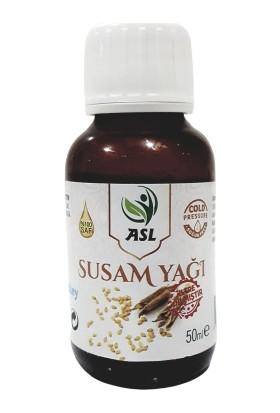 Asl Susam Yağı 50 ml
