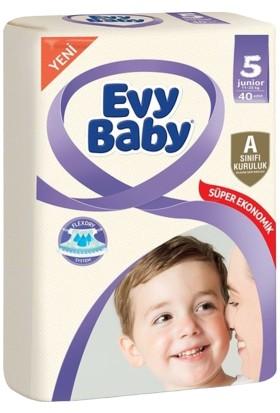 Evy Baby Bebek Bezi 5 Beden 40 X 3