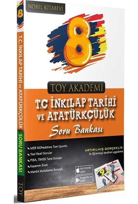 Nobel Toy Akademi 8. Sınıf T.c. Inkılap Tarihi ve Atatürkçülük Soru Bankası