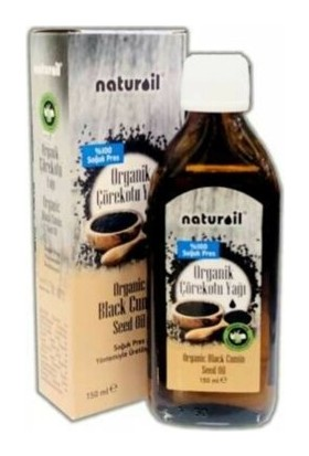 Naturoil Organik Çörekotu Yağı 150 ml