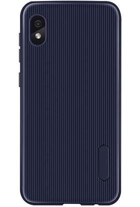 Tbkcase Honor 8S Tilo Line Silikon Kılıf Lacivert