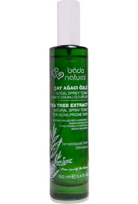 Bade Natural Çay Ağacı Özlü Doğal Sprey Tonik 100ml