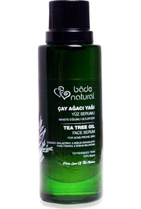 Bade Natural Çay Ağacı Yağı Yüz Serumu 30ml