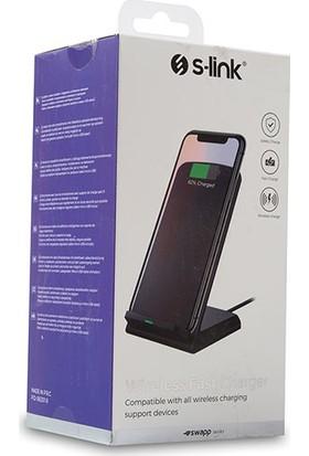 S-Link SW-CWF48 5V 1.5A Kablosuz Şarj Cihazı