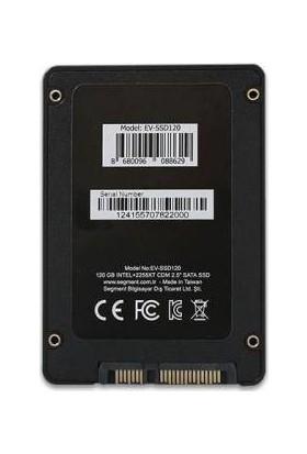 """Everest 120GB 550MB-430MB/s 2.5"""" SATA 3 SSD EV-SSD120"""