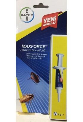 Bayer Maxforce Platin Jel 5 gr Bayer Hamam Böceği Jeli