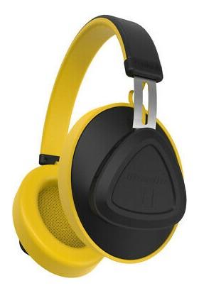Bluedio Tms Bluetooth 5.0 Kulaklık Sarı