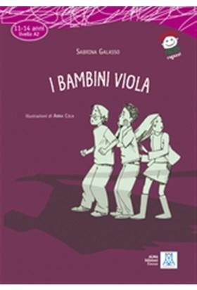 I bambini viola (libro + mp3 online) - Sabrina Galasso