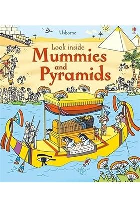 Look inside mummies and pyramids - Rob Lloyd Jones
