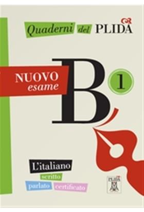Quaderni del PLIDA – Nuovo B1 (libro + mp3 online) - Kolektif