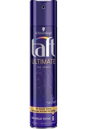 Taft Sprey Ultimate 250ml