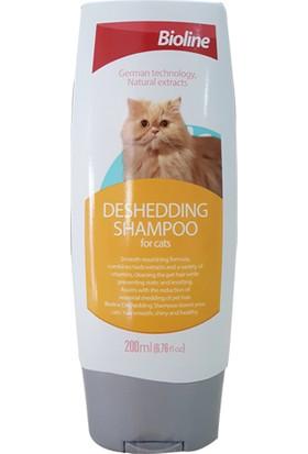 Bioline Kıtık Açıcı Kedi Şampuanı 200 Ml