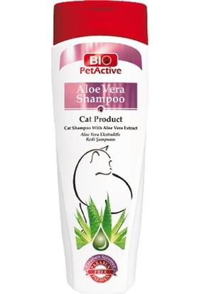 Bio PetActive Aloe Vera Özlü Kedi Şampuanı 400 Ml