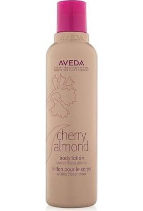 Aveda Cherry Almond Body Lotion Vücut Losyonu 250ml