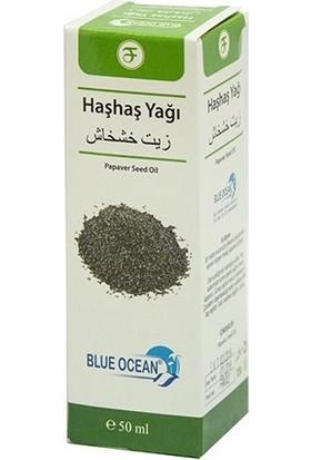 Blue Ocean Haşhaş Yağı 50 ml