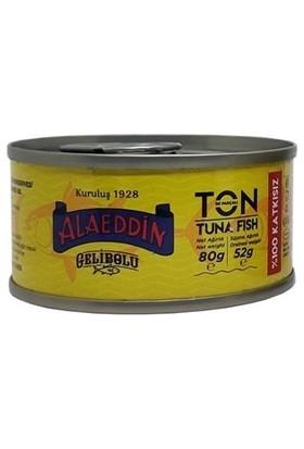 Aleddin Ton Balığı 80 gr x 5