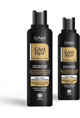 Gam Kapalı Saçlar İçin Şampuan Mükemmel Bakım Şampuanı