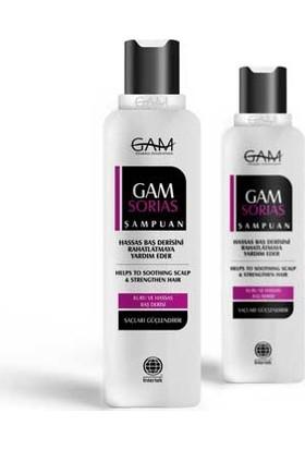 Gam Egzama Karşıtı Şampuan